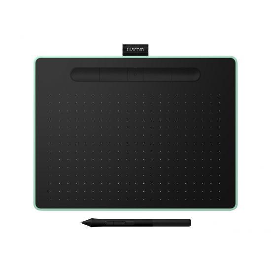 Wacom Intuos Digitizer Pen & Bluetooth Medium Pistachio