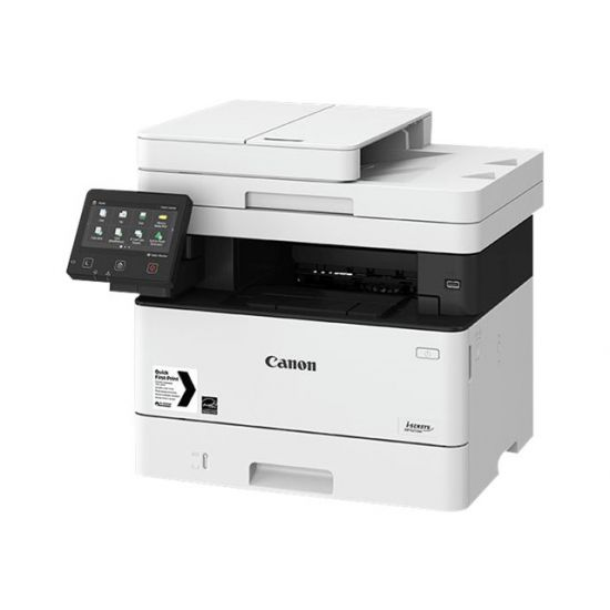 Canon i-SENSYS MF421dw - multifunktionsprinter (S/H)
