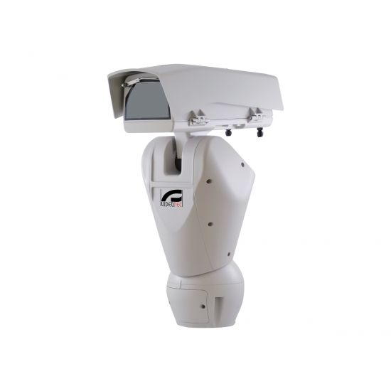 Videotec ULISSE2 UPTB2SWA00A - udendørs panorering/hældningskabinet med varme til kamera (120 VAC)