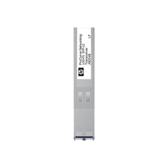 HPE X110 - SFP (mini-GBIC) transceiver modul - 100Mb LAN