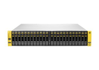 HPE 3PAR StoreServ 7200c 2-node Storage Base for Storage Centric Rack