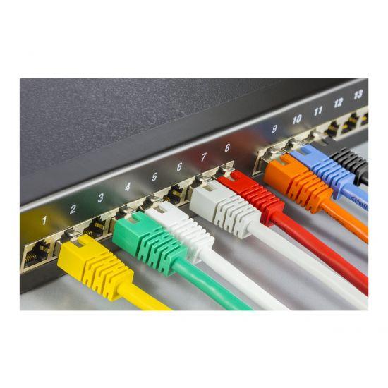 DELTACO Netværkskabel (FTP) 3 m Hvid
