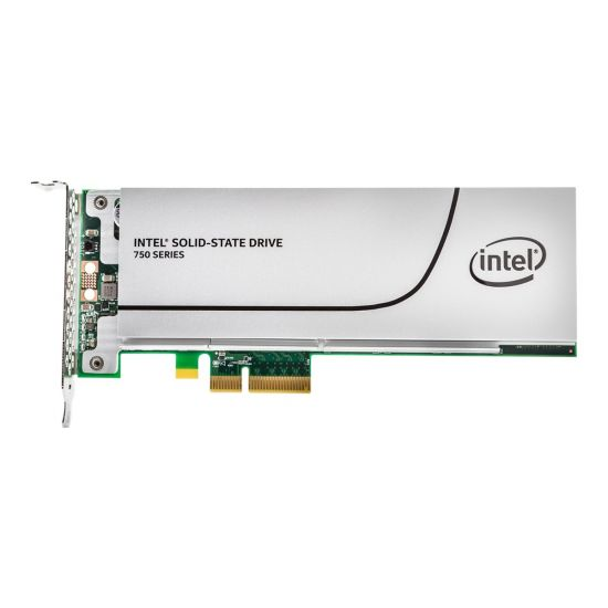 Intel Solid-State Drive 750 Series - solid state drive - 1.2 TB - PCI Express 3.0 x4 (NVMe)