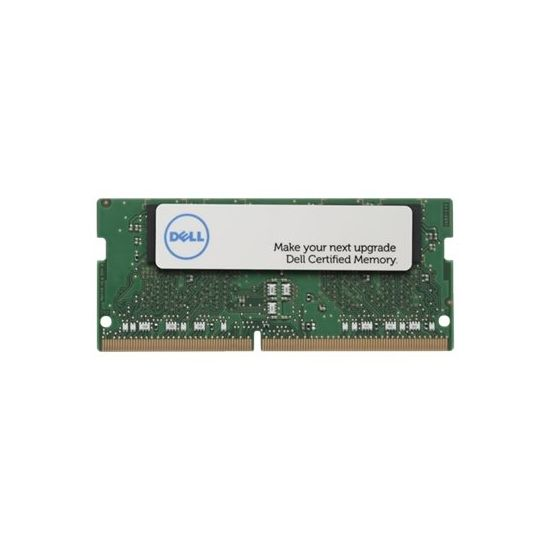 Dell &#45 4GB &#45 DDR4 &#45 2666MHz &#45 SO DIMM 260-PIN