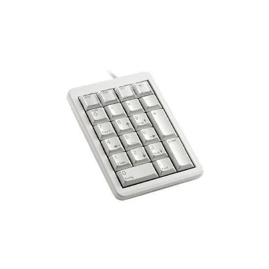 CHERRY Keypad G84-4700 - tastatur - Tysk