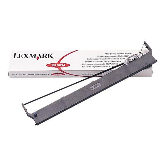 Lexmark - 1 - sort - print-bånd