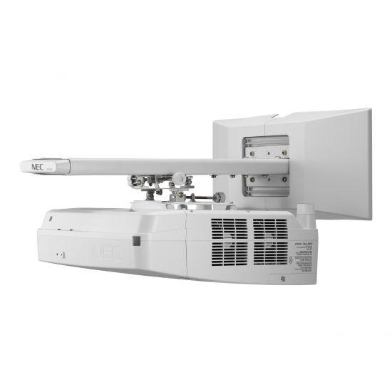 NEC UM301W - LCD-projektor - LAN