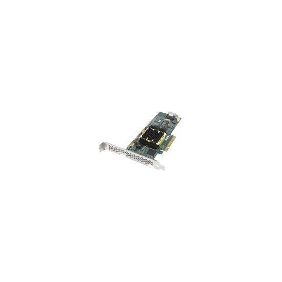 Microsemi Adaptec RAID 2405 - styreenhed til lagring (RAID) - SATA 3Gb/s / SAS - PCIe x8