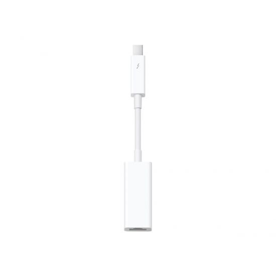 Apple Thunderbolt to Gigabit Ethernet Adapter - netværksadapter
