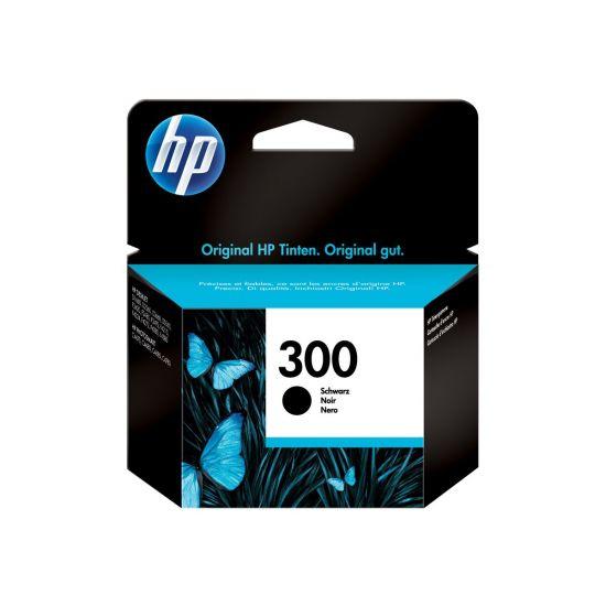 HP 300 - sort - original - blækpatron