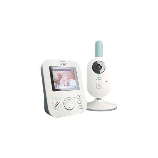 Philips AVENT SCD620 - baby overvågningssystem - trådløs