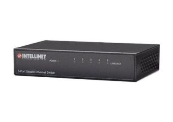 Intellinet Gigabit Ethernet Desktop Switch