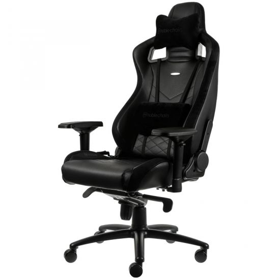Noble Chairs EPIC Series Faux Leather Black