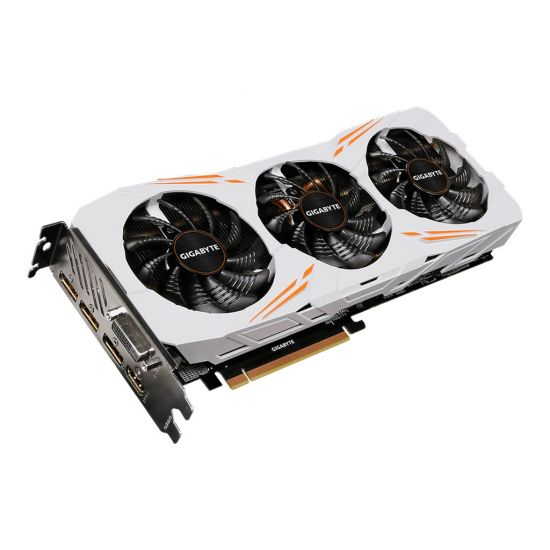 Gigabyte GeForce GTX 1080 Ti Gaming OC 11G &#45 NVIDIA GTX1080Ti &#45 11GB GDDR5X - PCI Express 3.0 x16