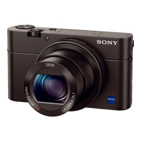 Sony Cyber-shot DSC-RX100 III - digitalkamera - Carl Zeiss