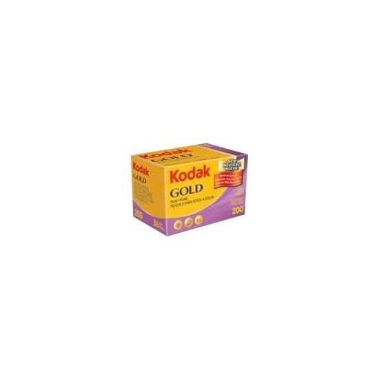 Kodak Gold 200 - farvefilm - 135 (35 mm) - ISO 200 - 36