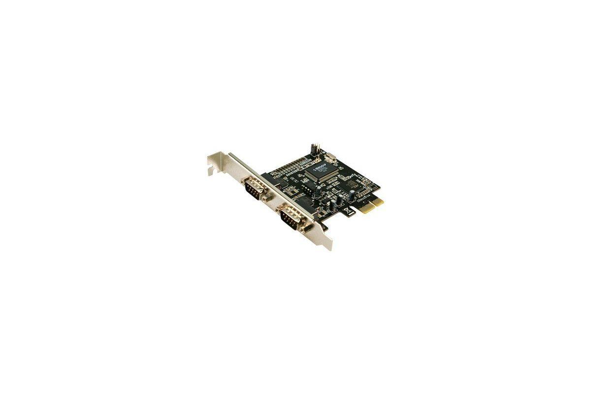 LogiLink PCI Express Interface Card Serial 2x
