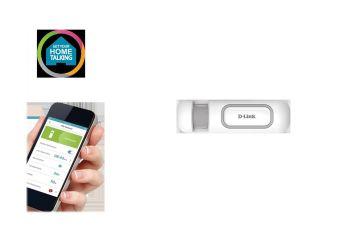 mydlink Home Battery Motion Sensor