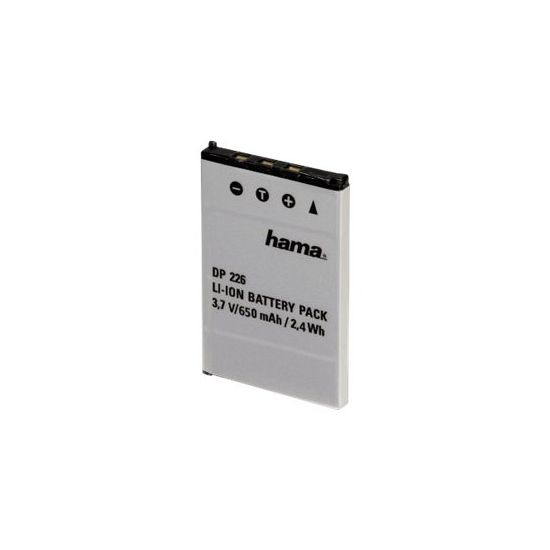 Hama DP 226 - kamerabatteri Li-Ion
