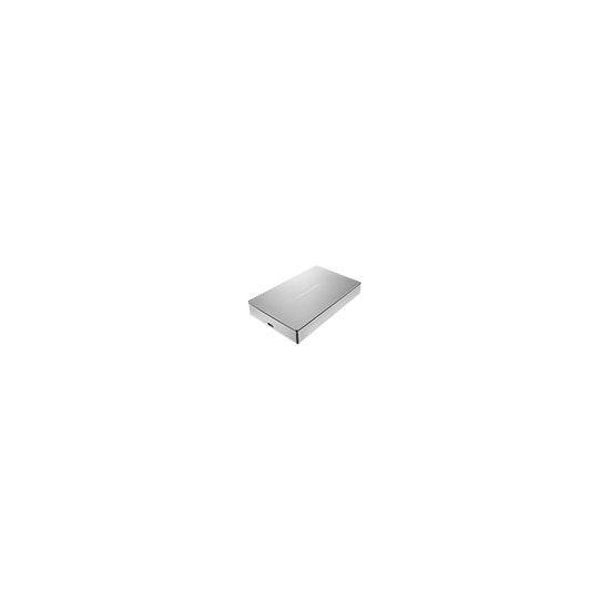 LaCie Porsche Design Mobile Drive &#45 5TB - USB 3.1 Gen 1 - 24 pin USB-C