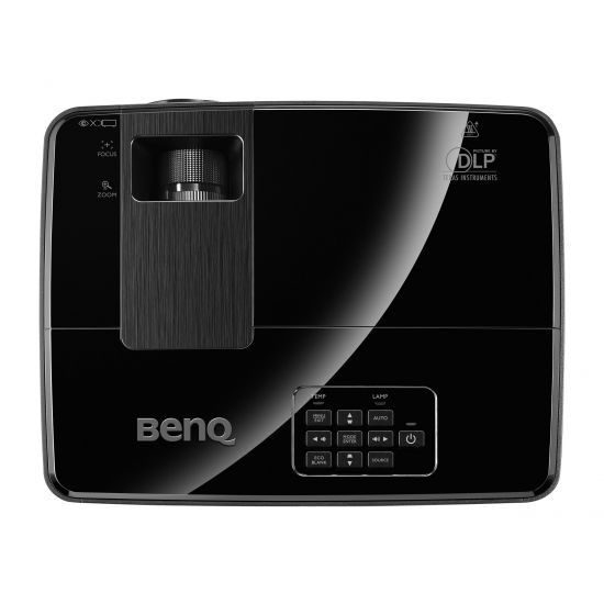 BenQ MS506 - DLP-projektor - bærbar