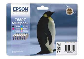 Epson T559 Six Pack