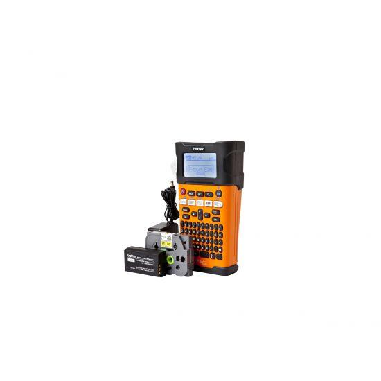 Brother P-Touch PT-E300VP - etikettemaskine - monokrom - direkt termisk