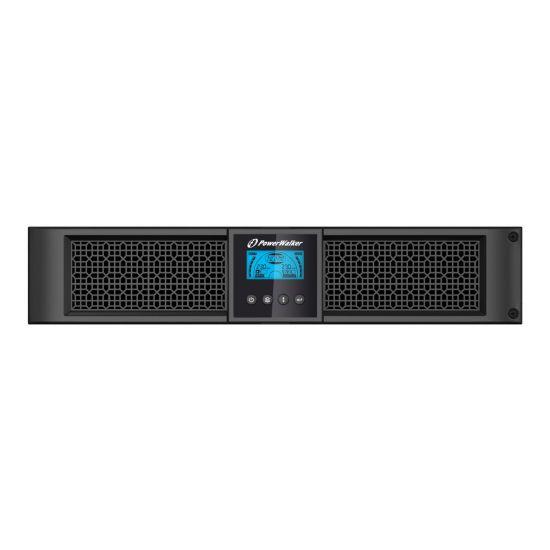 PowerWalker VI 3000RT LCD - UPS - 2.7 kW - 3000 VA