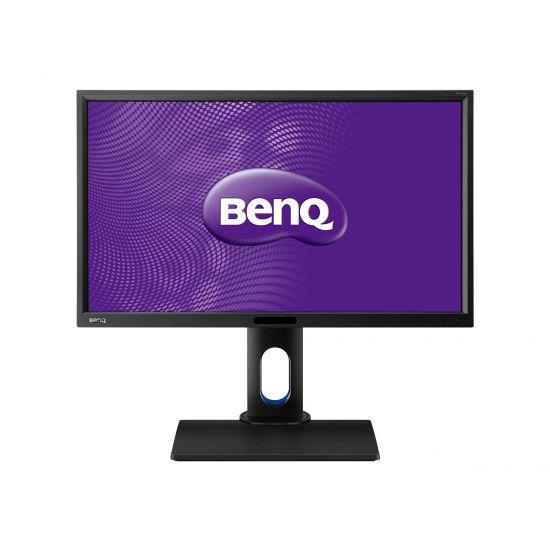 """BenQ Designer BL2420PT &#45 LED-Skærm 23.8"""" IPS 14ms;5ms - 2560x1440"""