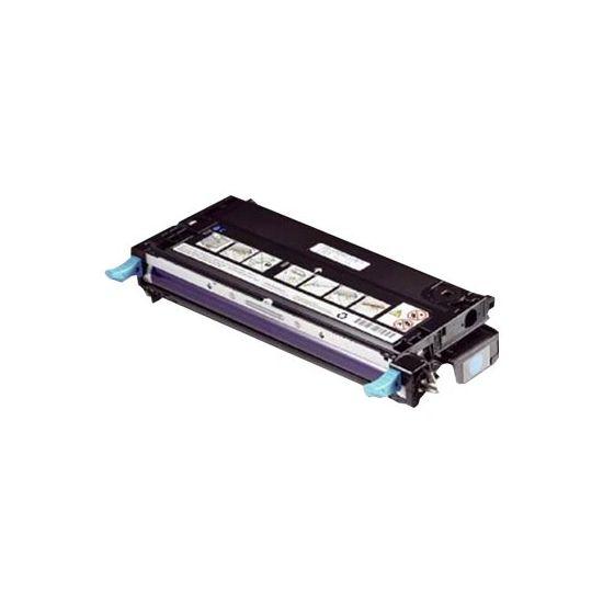 Dell - høj kapacitet - cyan - original - tonerpatron