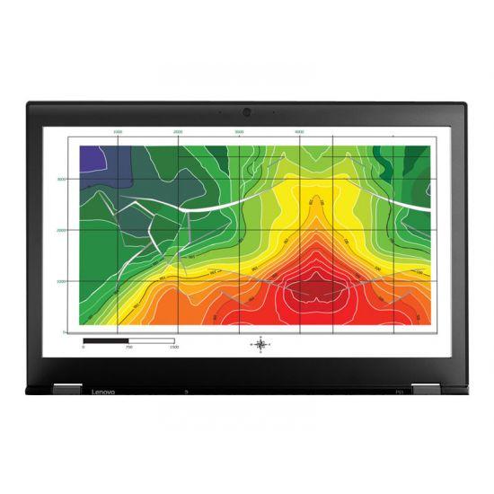 """Lenovo ThinkPad P51 - 15.6"""" - Core i7 7700HQ - 8 GB RAM - 256 GB SSD"""