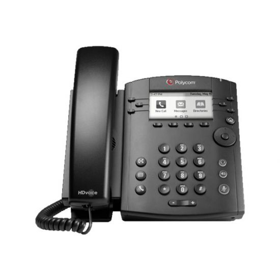 Polycom VVX 311 - VoIP-telefon