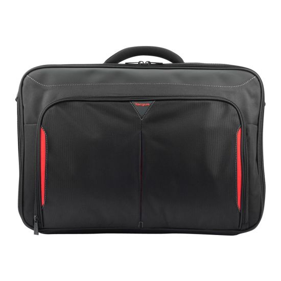 "Targus Classic+ 17 - 18"" / 43.2 - 45.7cm Clamshell Case - bæretaske til notebook"