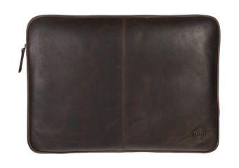 D. Bramante 15.6´´ Sleeve til Notebook i Mørkt Læder