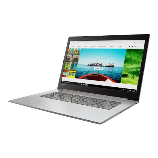 """Lenovo 320-17IKB 80XM - Intel Core i3 (7. Gen) 7130U / 2.7 GHz - 8 GB DDR4 - 2 TB HDD SATA 6Gb/s / 5400 rpm - Seagate - Intel HD Graphics 620 - 17.3"""" TN"""