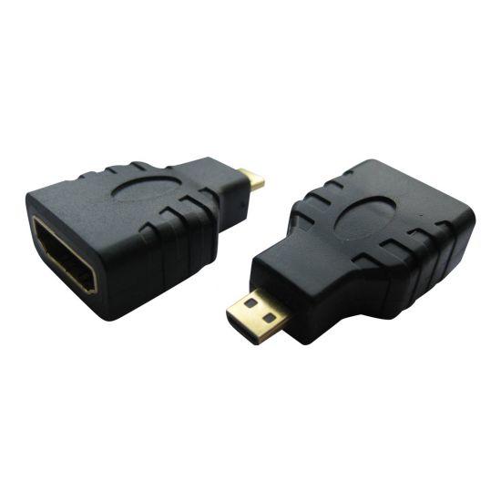 Sandberg HDMI Converter - HDMI Hun / Micro HDMI Han
