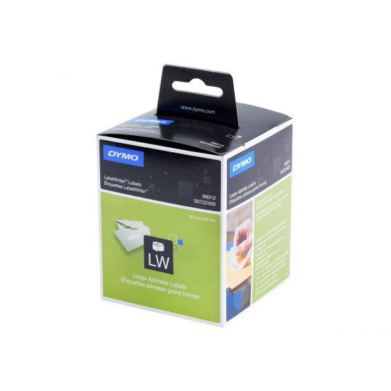 DYMO LabelWriter - adresseetiketter - 520 etikette(r)