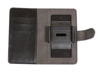 eSTUFF Universal Flip Cover X Large flipomslag til mobiltelefon