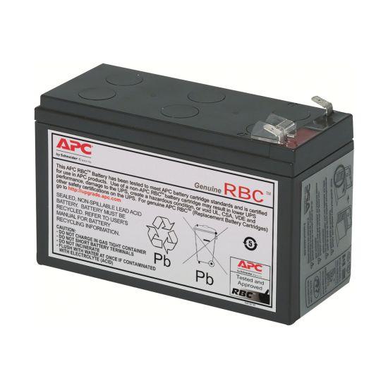 APC Replacement Battery Cartridge #2 - UPS-batteri - Blysyre