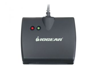 IOGEAR USB Smart Card Reader