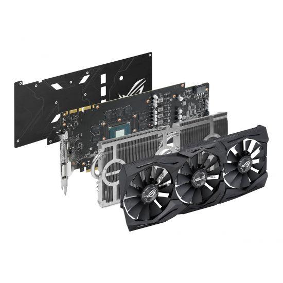 ASUS ROG STRIX-GTX1070-8G-GAMING &#45 NVIDIA GTX1070 &#45 8GB GDDR5
