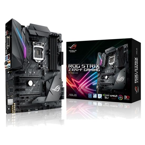 ASUS ROG STRIX Z370-F GAMING - bundkort