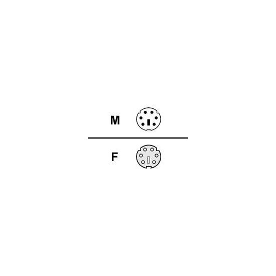Datalogic wedge kabel til tastatur - 3.4 m