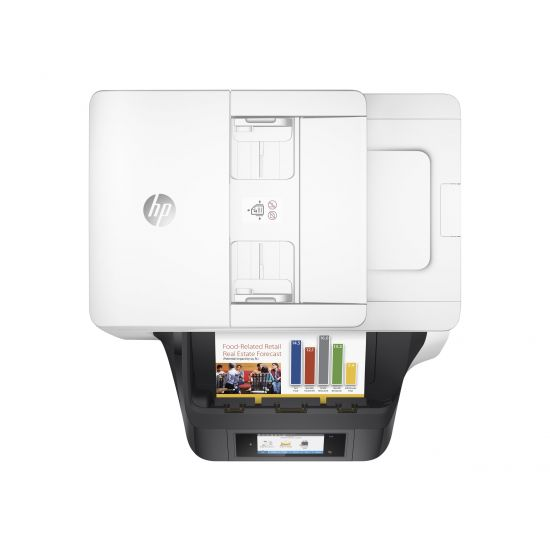HP Officejet Pro 8720 All-in-One - multifunktionsprinter (farve)