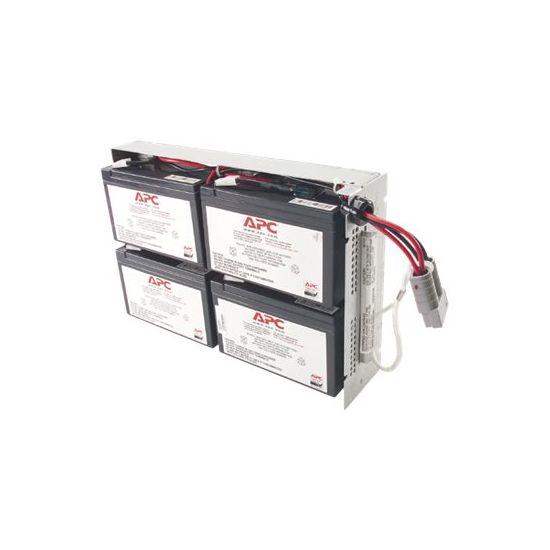 APC Replacement Battery Cartridge #23 - UPS-batteri - Blysyre