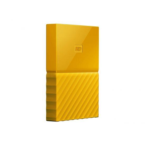 WD My Passport WDBS4B0020BYL &#45 2TB - USB 3.0