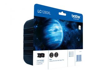 Brother LC1280XL Twin-Pack