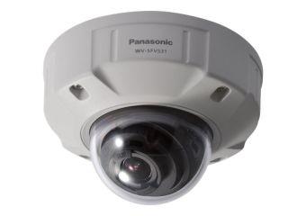 Panasonic i-Pro Smart HD WV-SFV531