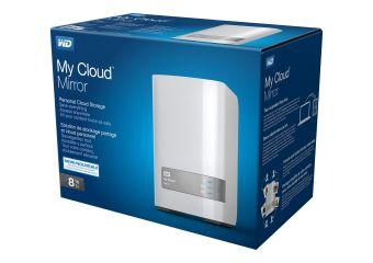 WD My Cloud Mirror Gen 2 WDBWVZ0080JWT