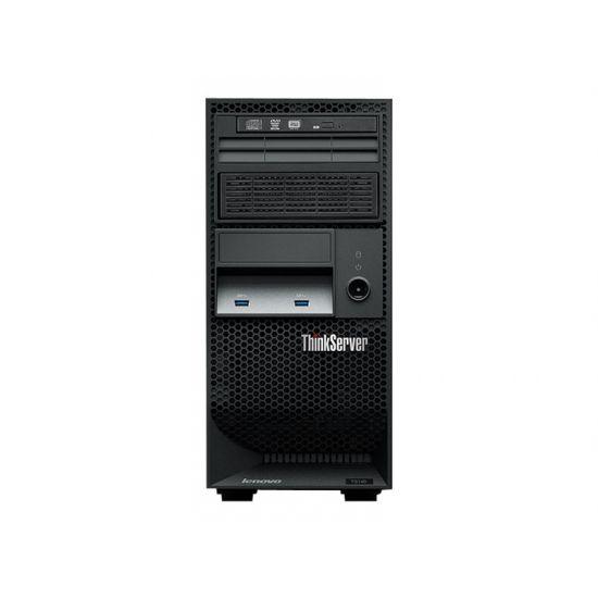 Lenovo ThinkServer TS140 - tower - Xeon E3-1226V3 3.3 GHz - 4 GB - 1 TB